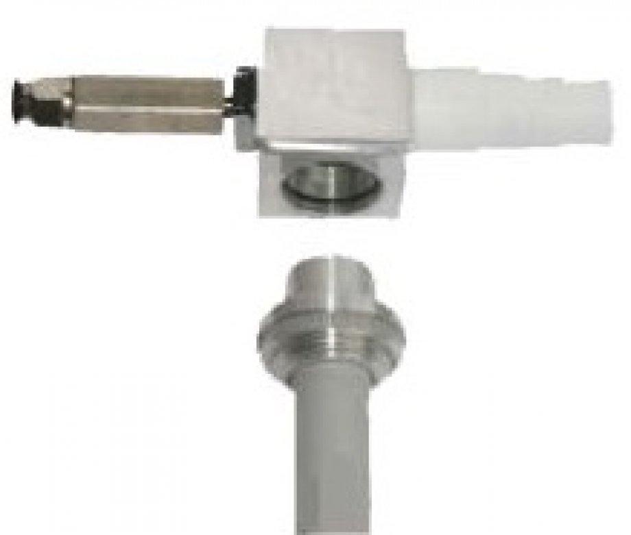 Elektrostatik Toz Boya Emiş Enjektörü