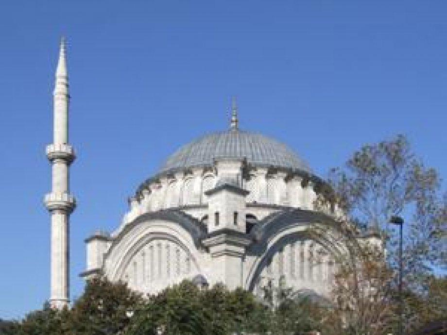 Mosque Underfloor Heating