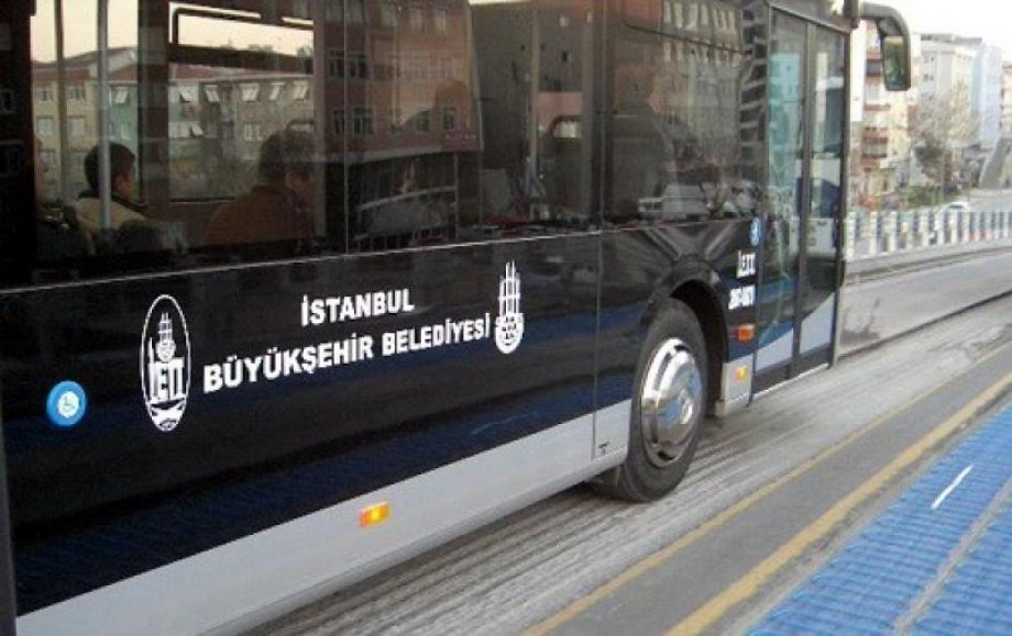 İstanbul - Metrobus Way Road, Electrical Underfloor Heating
