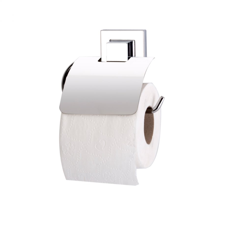 EF238 Self Adhesive Toilet Paper Holder with Lid