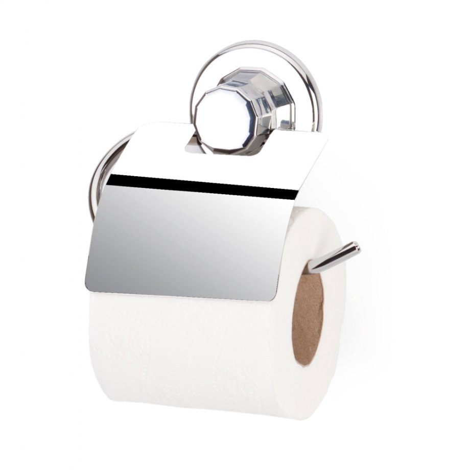 DM238 Suction Toilet Paper Holder with Lid