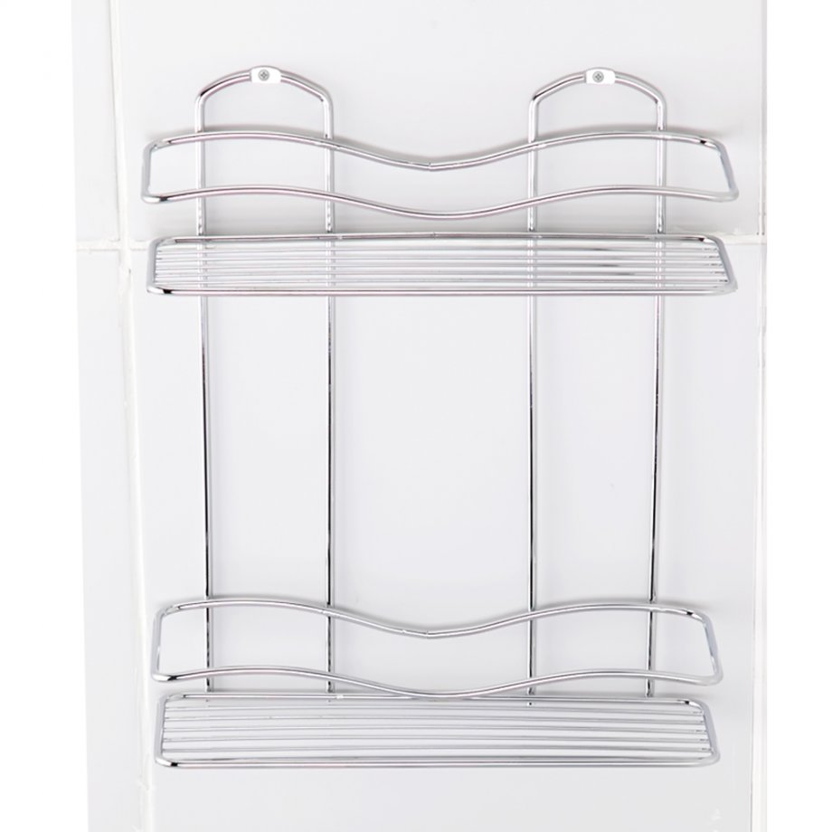 BK012 Two Tier Bath Shelf