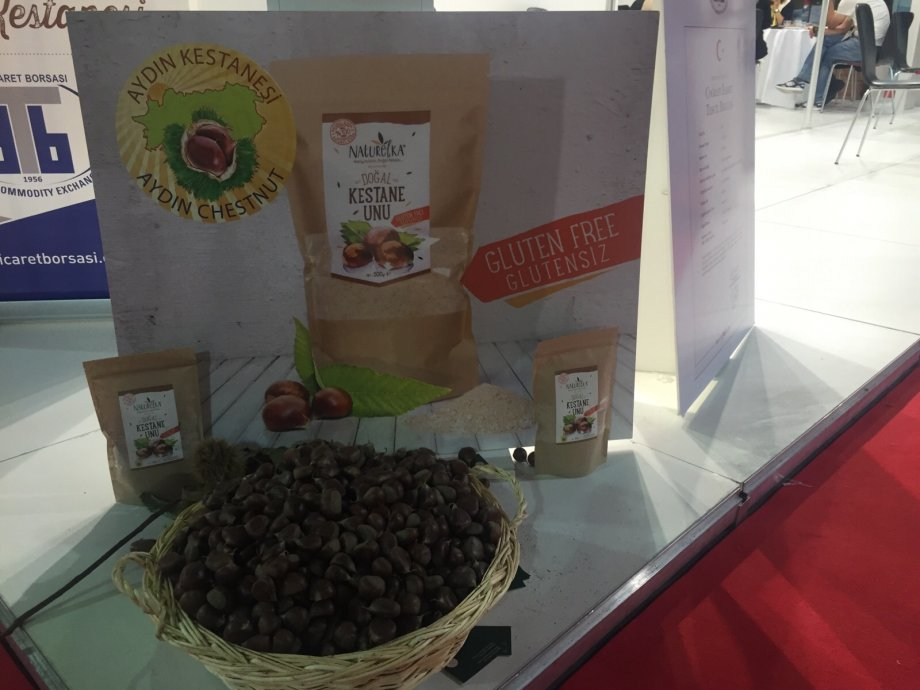 Antalya Yörex Yöresel ürünler Fuarı