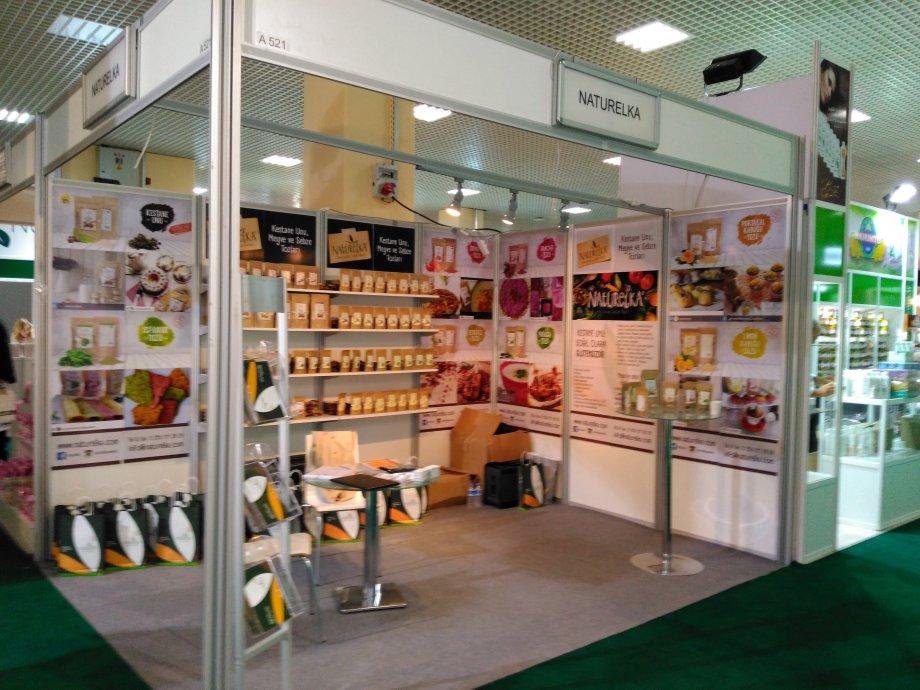 Exponatura 7. Doğal ve Organik ürünler Fuarı
