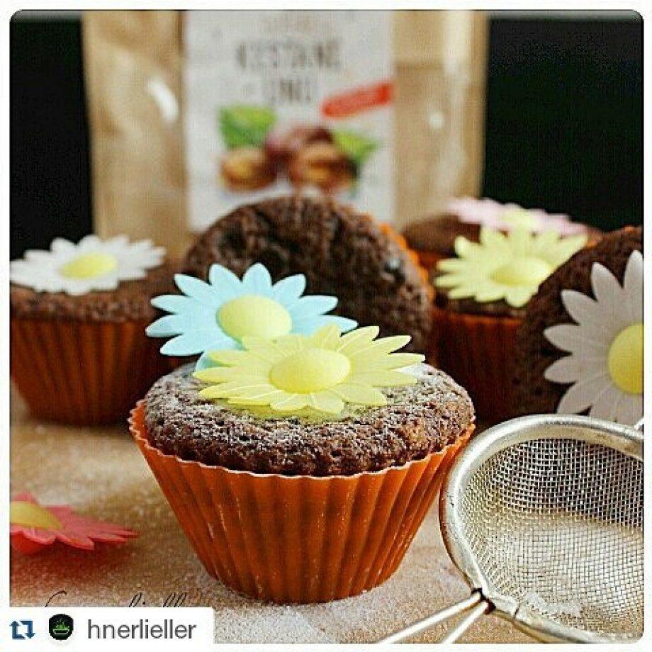Kestane Unlu Muffin