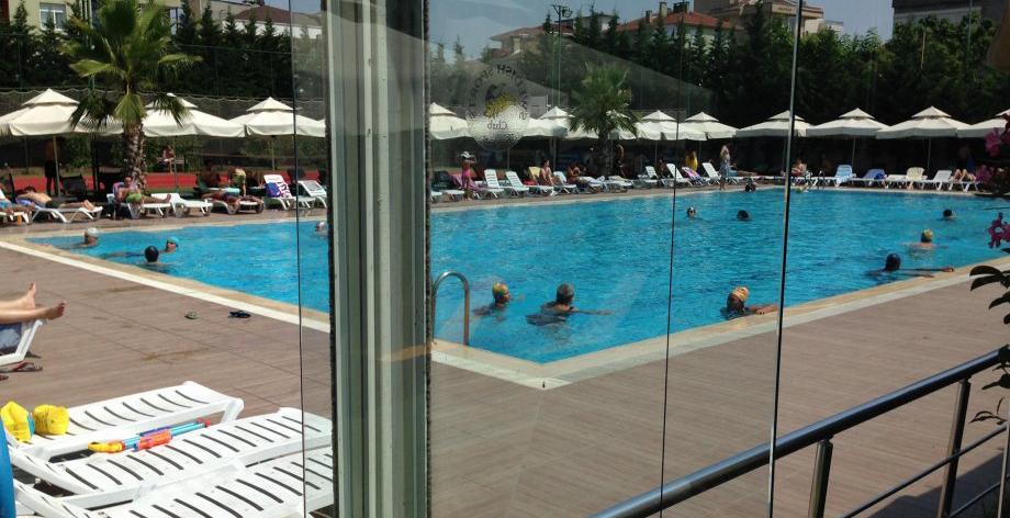 Havuz (Açık & Kapalı)