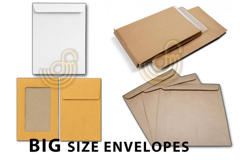 Envelope Printing & Custom Made Envelopes
