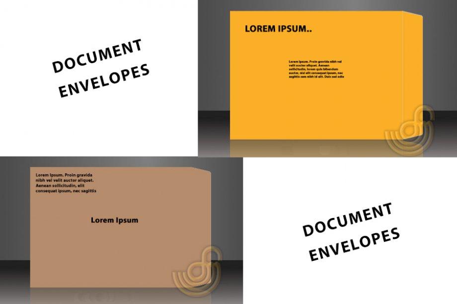 Envelope Printing & Custom Made Envelopes