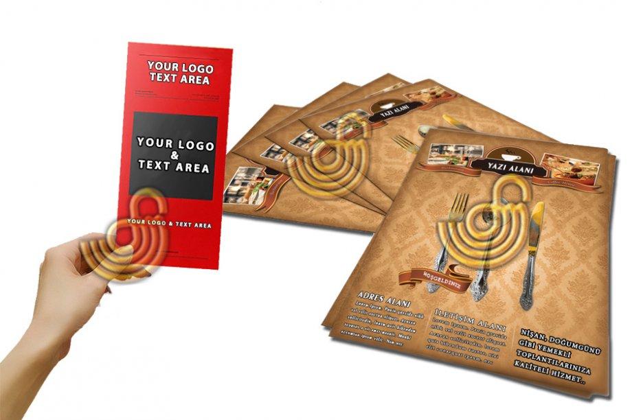 Flyer - Leaflet - Insert Printing