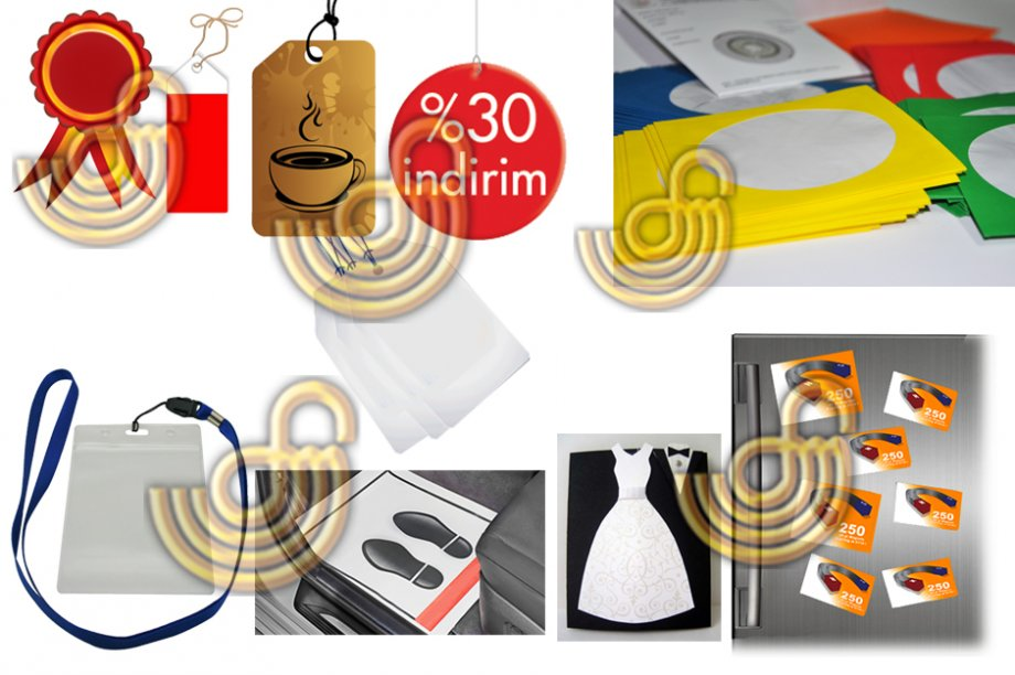 Other Printed Documents & Paper Products