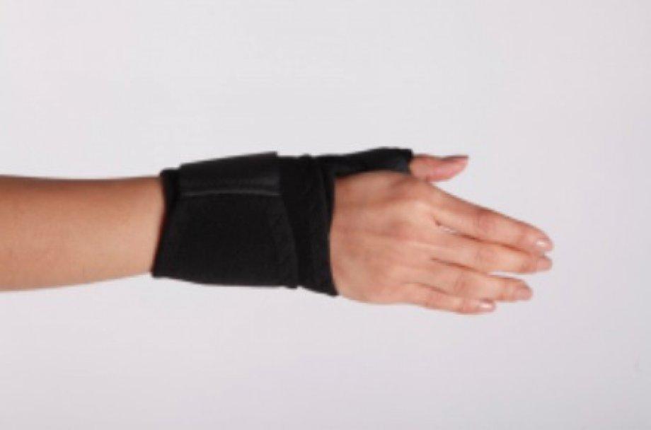AB - 4223 ADELBRAND Neoprene Wrist Splint with Abducted Thumb