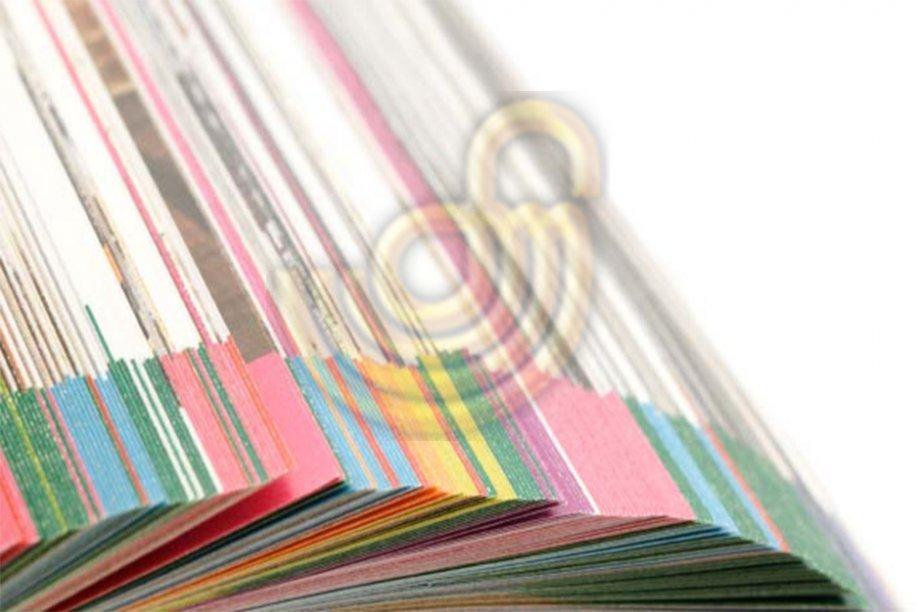 Katalog Baskısı ve Katalog Çeşitleri