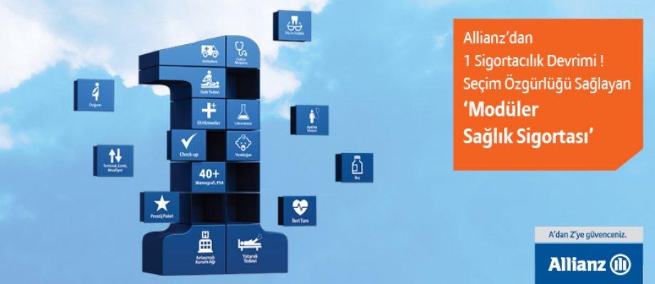 Modüler Sağlık Sigortası (Allianz)
