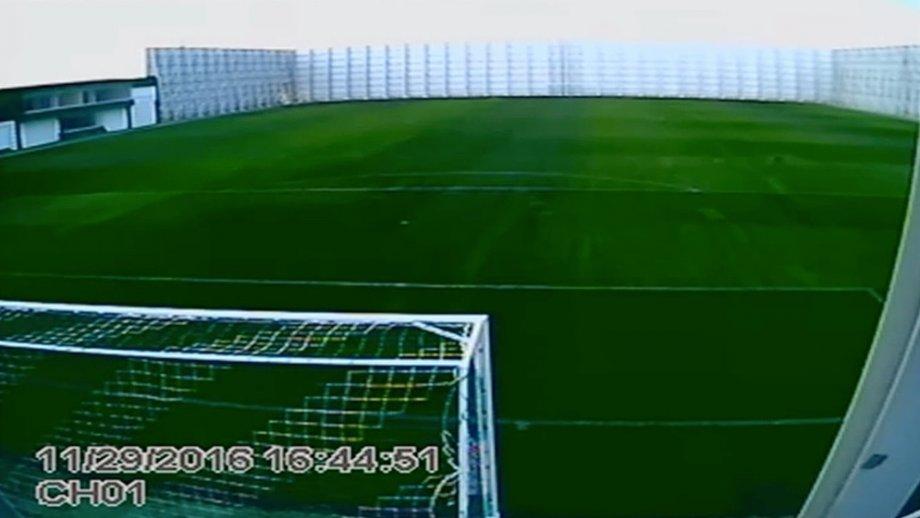 Konyaspor Facilities Football Field Electric Underfloor Heating-2015