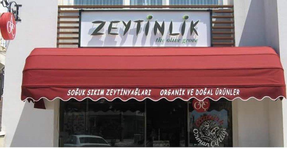 Zeytinlik The Olive Groove / Bodrum