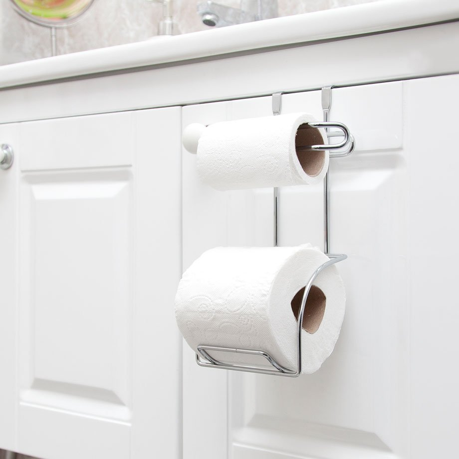 SF282 Over the Cabinet Toilet Paper Holder and Reserve