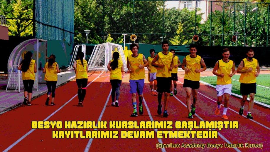 Ankara Kızılcahamam Besyo Hazırlık Kursu