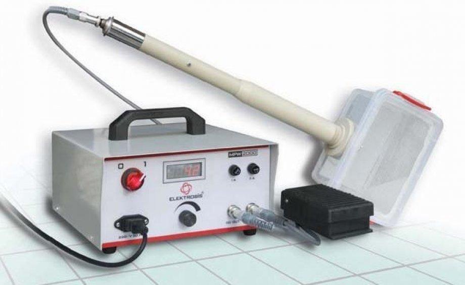 Flok Kaplama Makinası