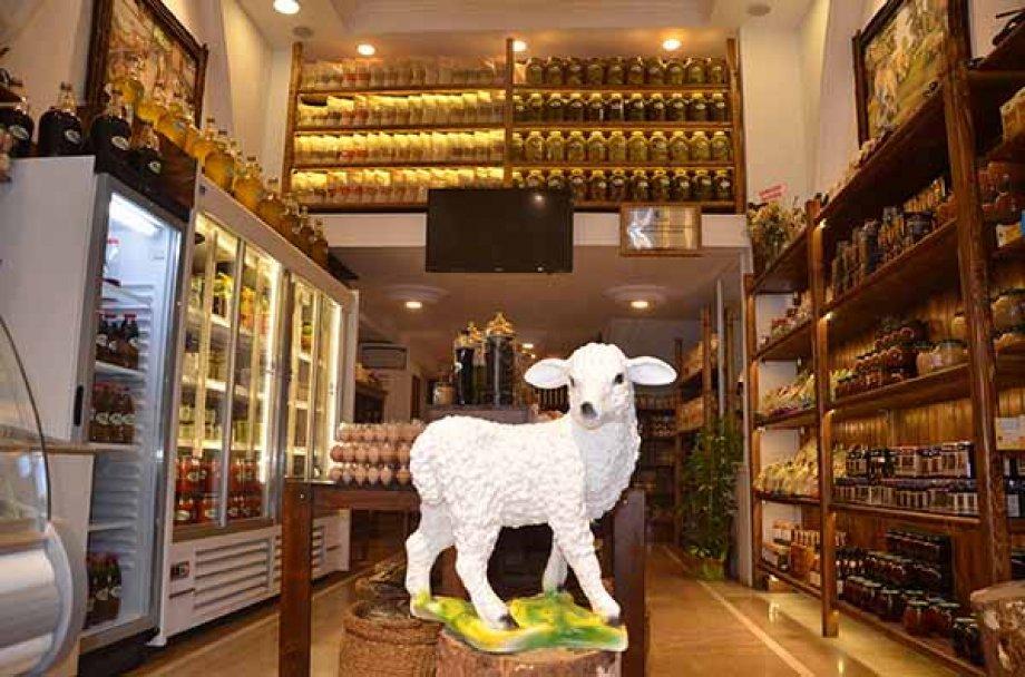 Byk Köy Mağazası
