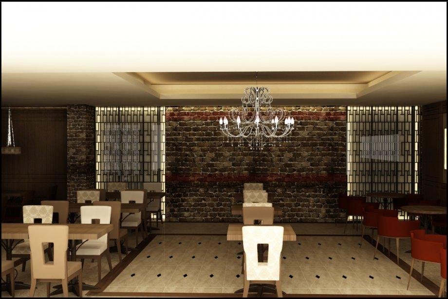 Baku - Dalida Restaurant 1