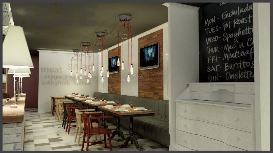 Baku - Dalida Restaurant 2