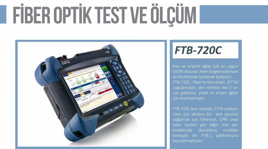 Fiber Optik Test Cihazı