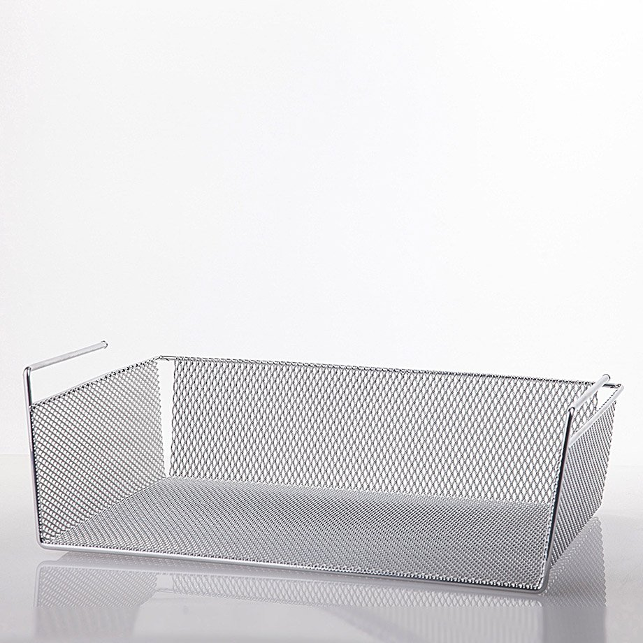 SF200 Space Saver Basket / Chrome