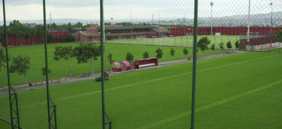 Gençlerbirliği Spor Kompleksi Antreman Sahaları