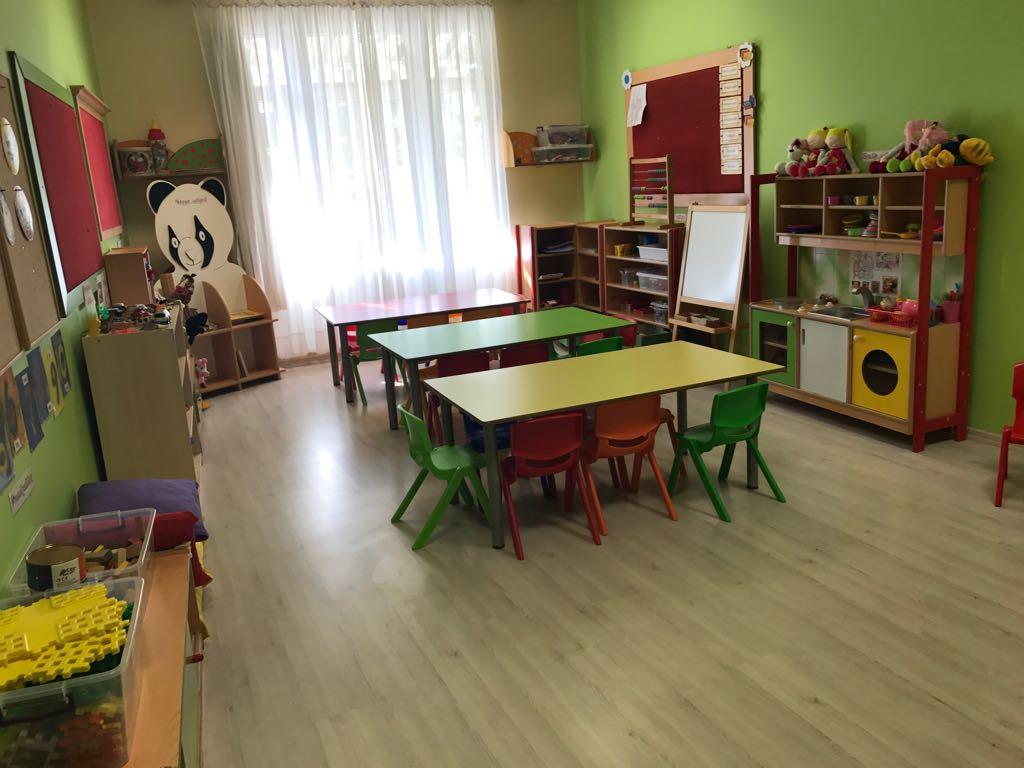 6 Yaş Ana Sınıfı