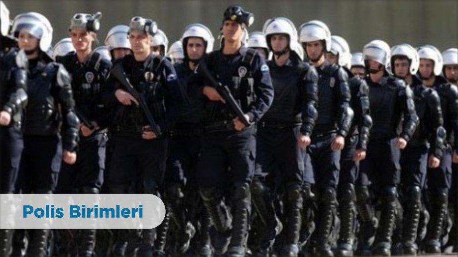 Polis Birimleri