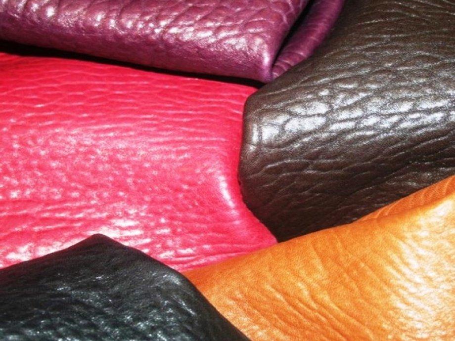Shrunken Leather