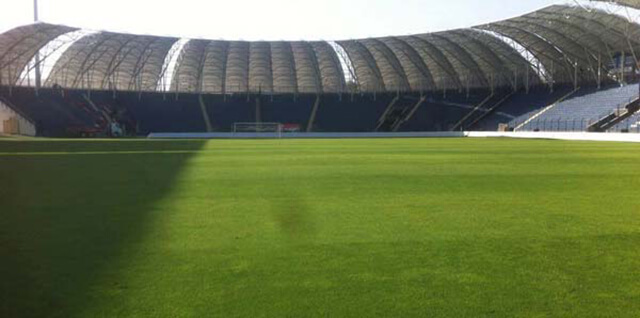 Osmanlı Spor Yenikent Asaş Stadyumu