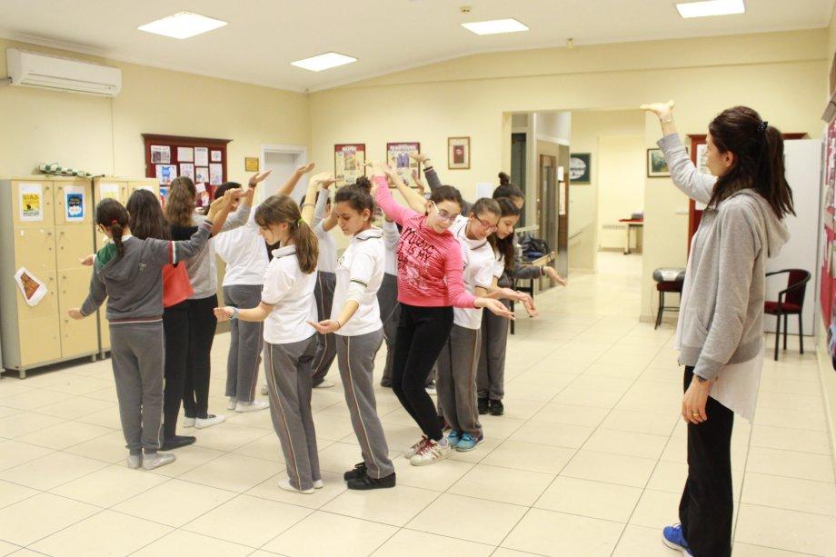 Dans Etkinliği
