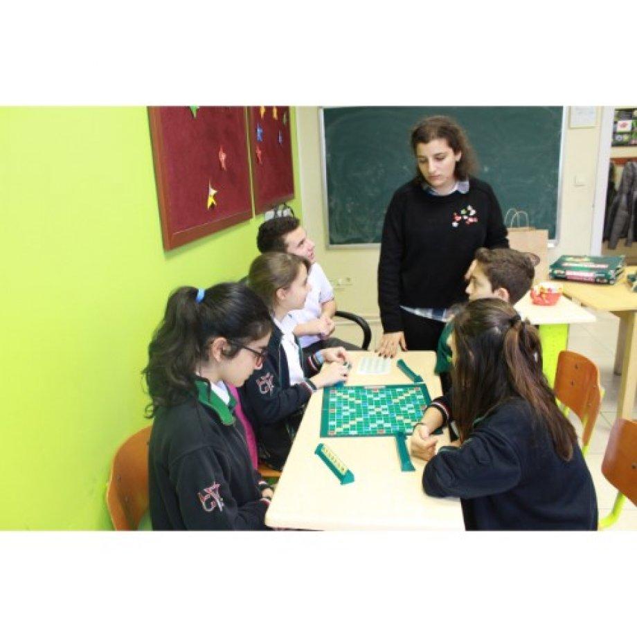 İngilizce Scrabble