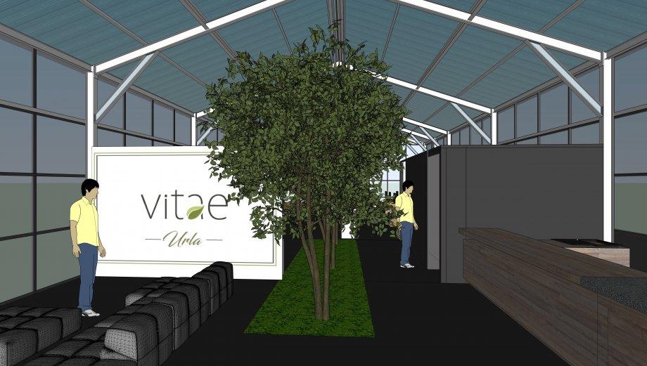 Urla Vitae Satış Ofisi ve Şantiye İşleri