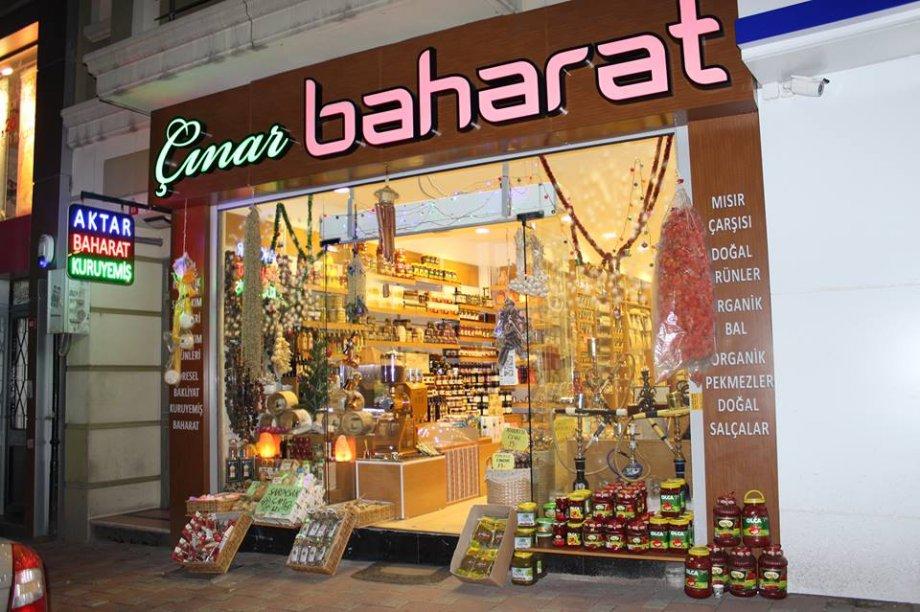 Tarihi Çınar Baharat / Şişli