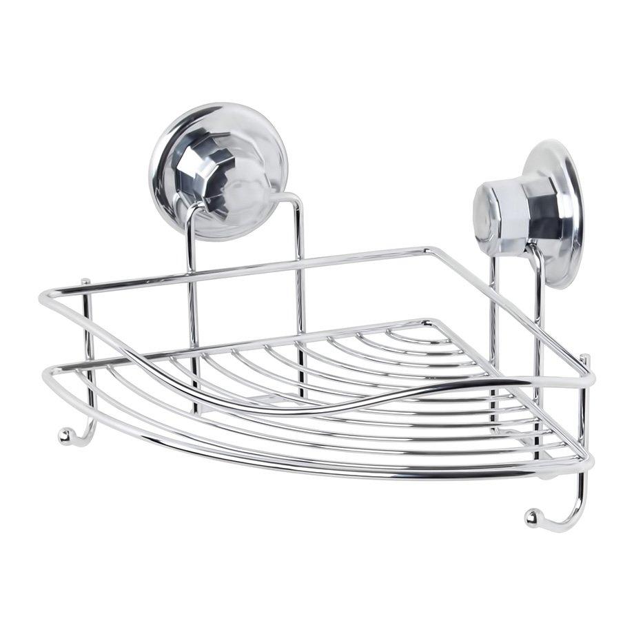 DM250 Suction Items (Bath Shelf with Sponge Hanger ) / Chrome