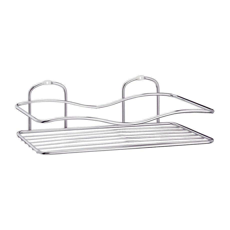 BK011 Bath Shelf 5 mm / Chrome