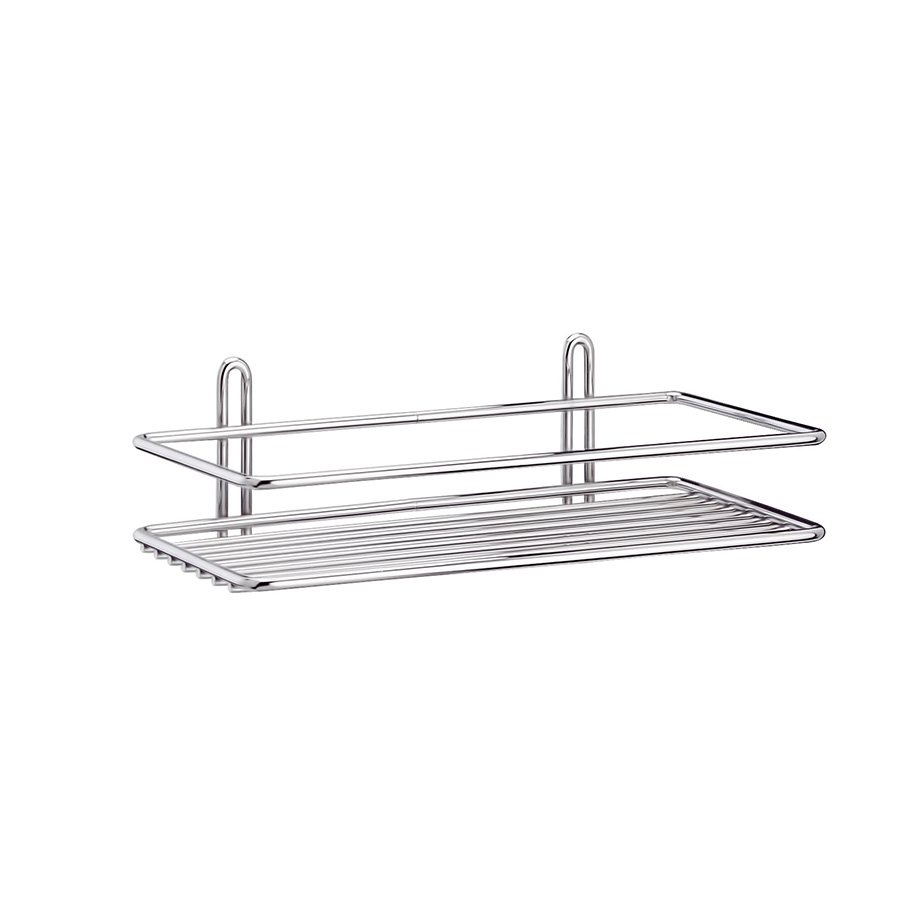 LM004 Bath Shelf Sheet Bar 5 mm / Chrome