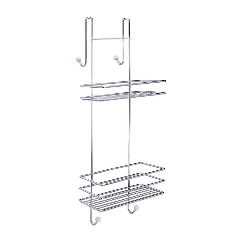 LM065 Cabinet Hanger 2 Tiers 5mm / Chrome