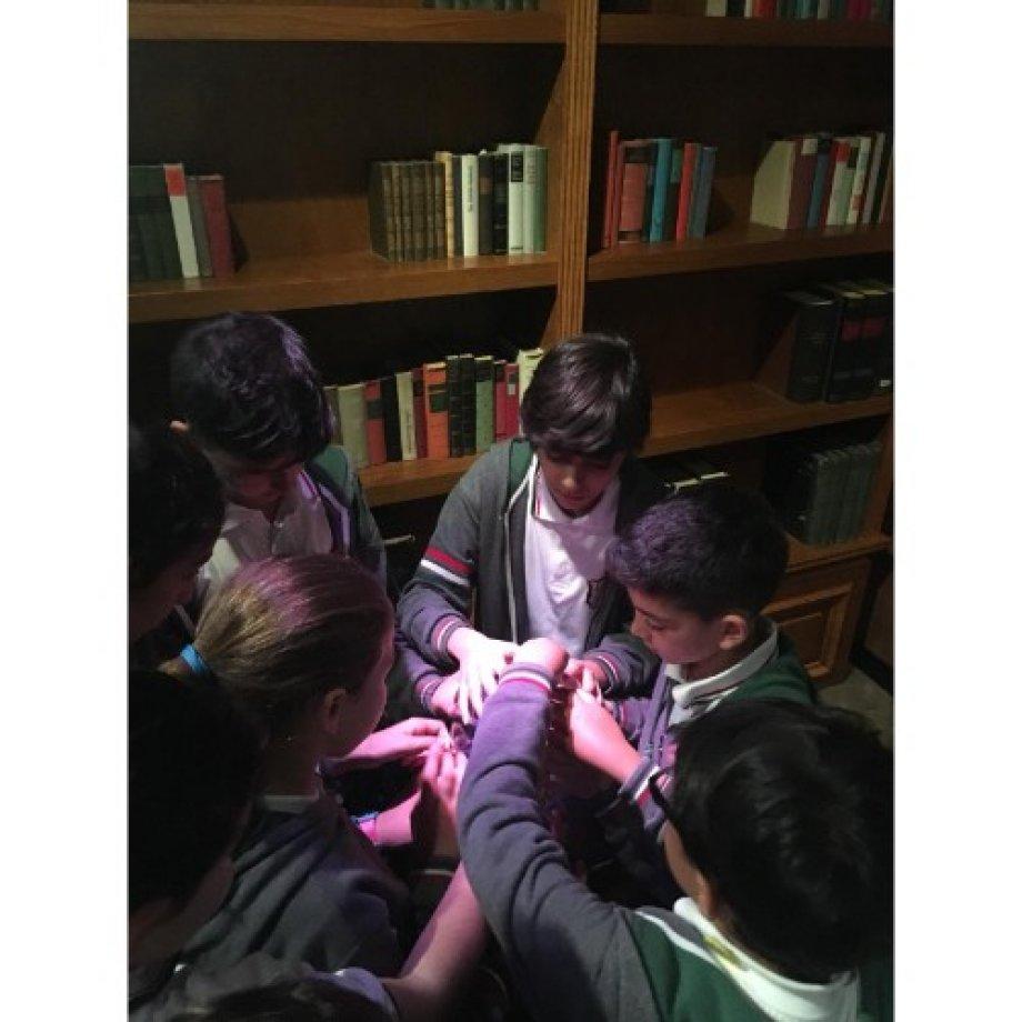 5. Sınıf Öğrencilerinin Madame Tussauds Müzesi Gezisi