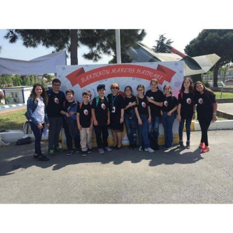Bakırköy 2. Robotik ve Kodlama Festivaline katıldık