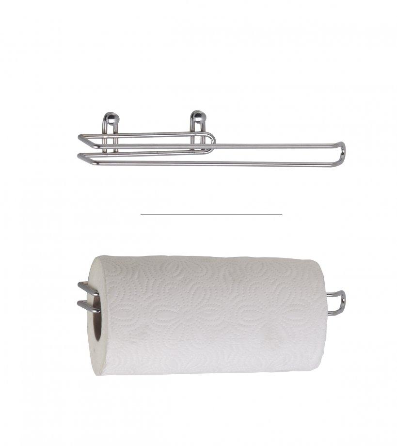 ES027 Kağıt Havlu Tutacağı / Krom