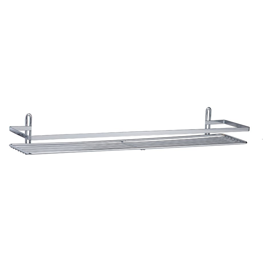 ES064 Bath Shelf Sheet Bar 5 mm / Chrome