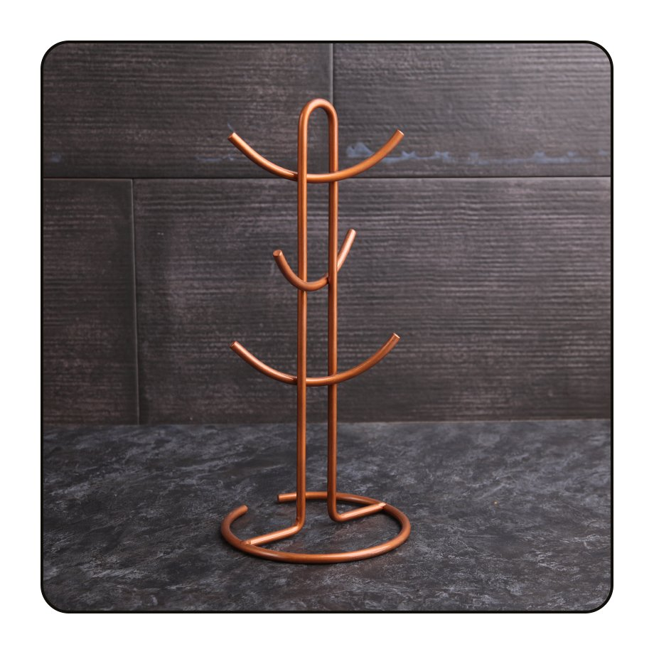 MG303C Mug Tree / Copper