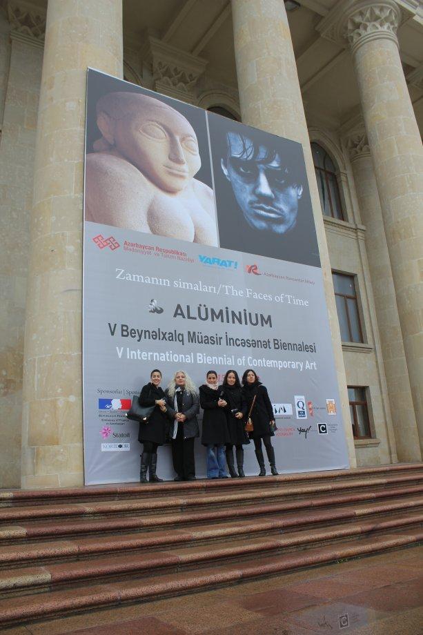 Azerbaycan V Uluslararası Çağdaş Sanat Bienali