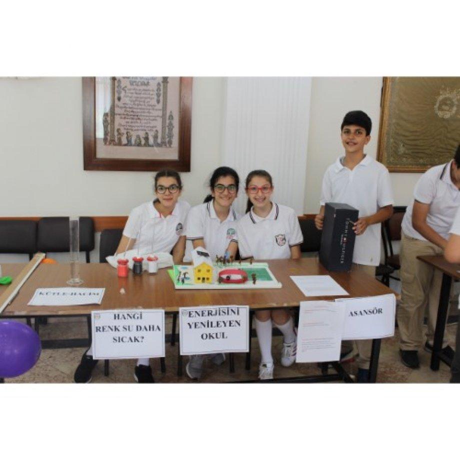 Yeşilköy'de Bilim Şenliği