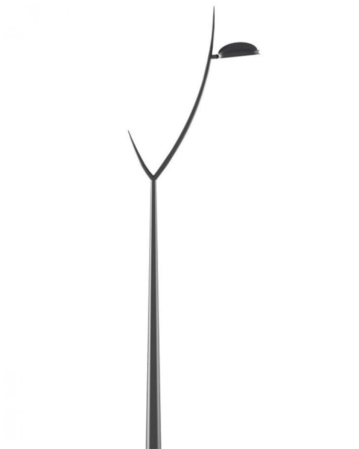DECORATIVE ARCITECTURAL LIGHTING POLES FOR PARK GARDEN AREAS