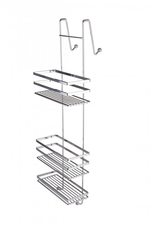 LM580 Cabinet Hanger 2 Tiers / Chrome