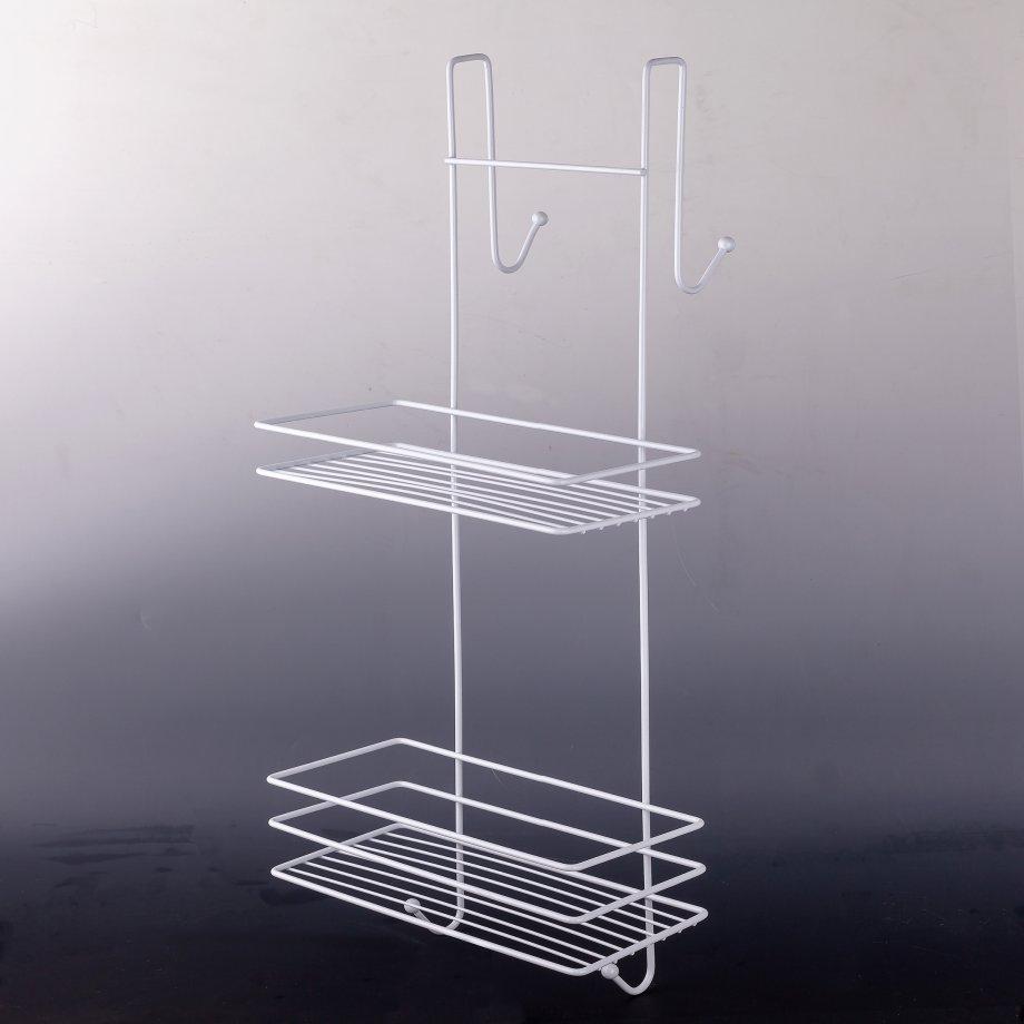 JM065 Cabinet Hanger 2 Tiers / White